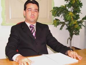 Marco Aurélio Ribeiro promotor de justiça Acre (Foto: Asscom MP-AC / Divulgação)
