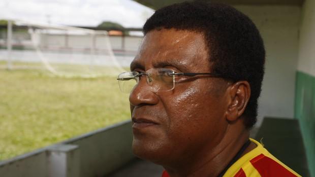 Samuel Cândido tem a missão de levar a Tuna ao título do Parazão (Foto: Igor Mota / Amazônia Hoje)