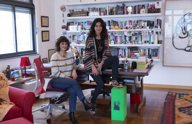 Marina Person e Ana Strumpf (Foto:  Rafael Avancini)