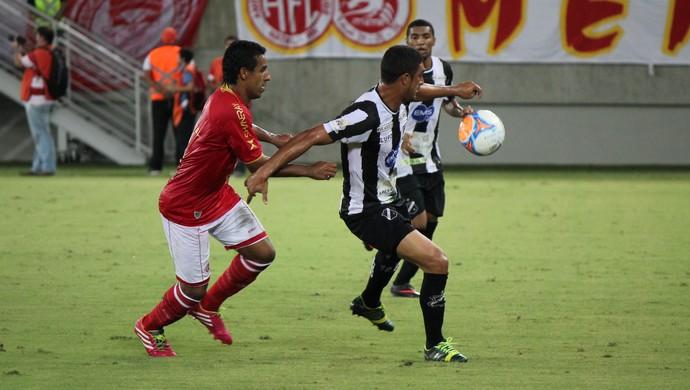 ABC x América-RN - Arena das Dunas (Foto: Fabiano de Oliveira)