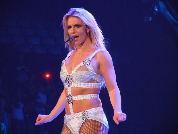 Britney Spears Live: Femme Fatale Tour (Foto: Divulgao)