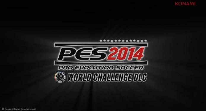 DLC PES 2014 Copa do Mundo (Foto: Reprodução/ Youtube)