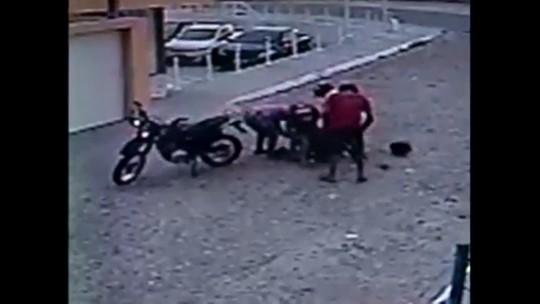 Após três anos, suspeito de atropelar, agredir e assaltar é preso no CE; vídeo
