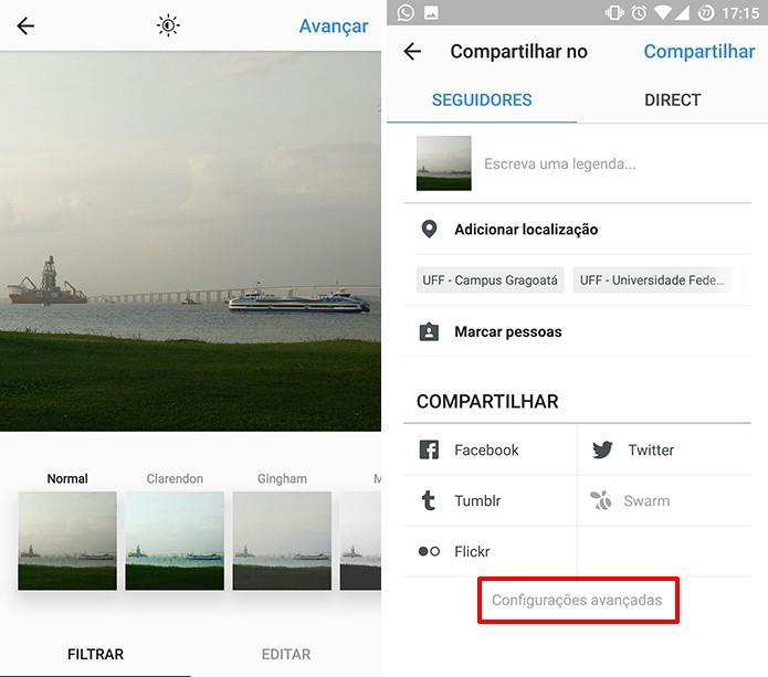 Instagram ganhou configurações avançadas para desativar comentários em postagens (Foto: Reprodução/Elson de Souza)