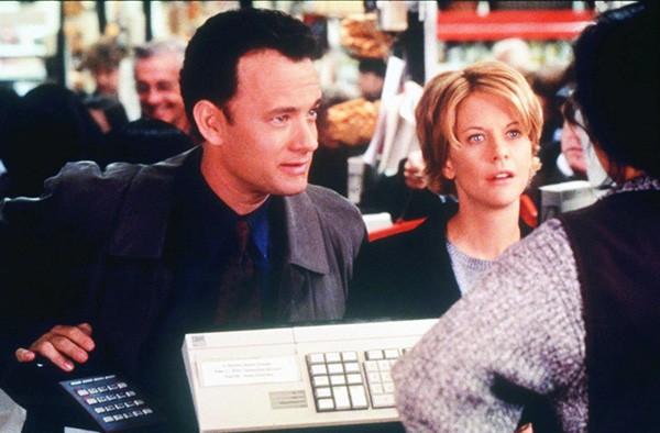 Meg Ryan e Tom Hanks (Foto: Divulgação)