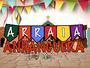 Os arraiás de Goiânia ganharam divulgação da TV Anhanguera