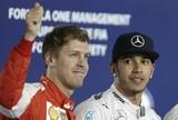 """Chefe da Ferrari: """"Para que preciso de Lewis Hamilton se tenho Vettel?"""""""
