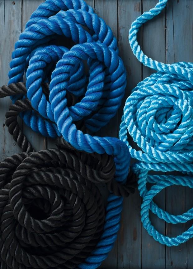 Cordas náuticas (Foto: Iara Venanzi / Editora Globo)