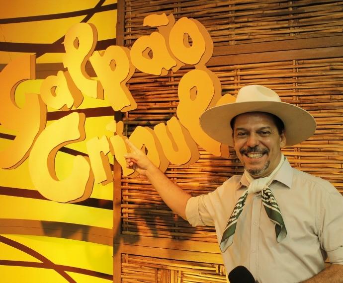 Neto Fagundes (Foto: Gabriela Haas/RBS TV)