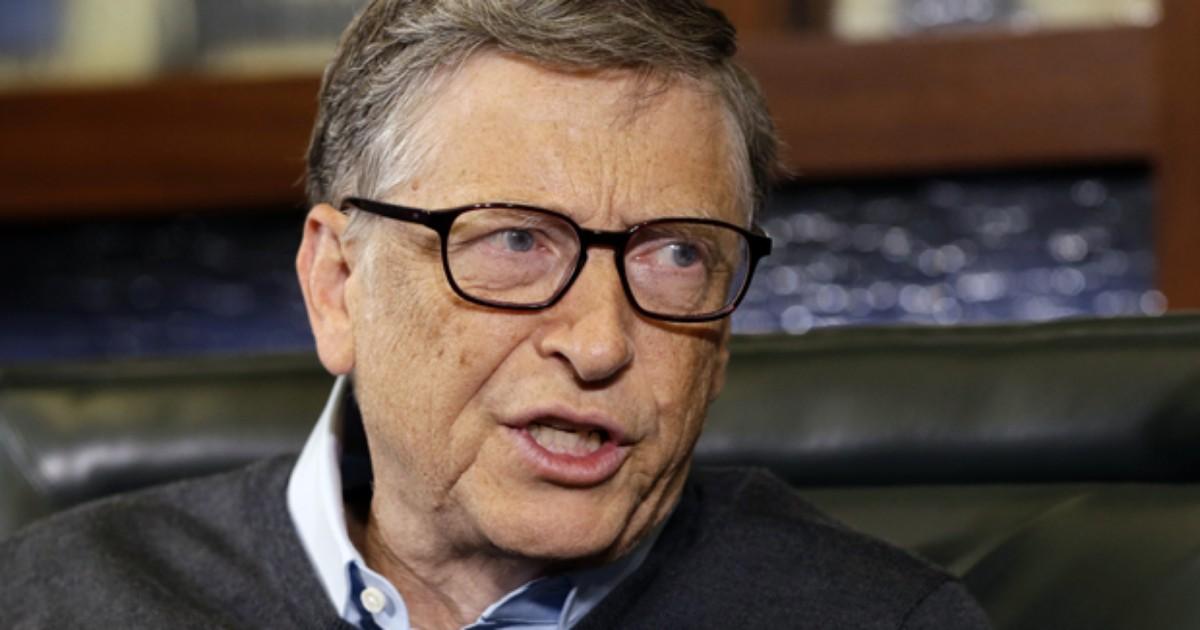 Só cortar verba de energia fóssil não resolve aquecimento, diz Bill Gates