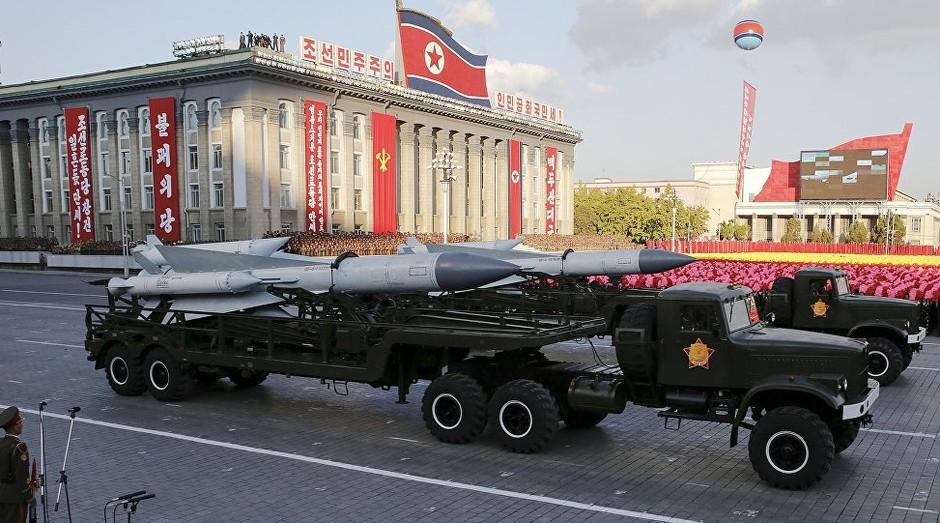 Pyongyang, na Coreia do Norte: vice-ministro do país disse que país pode entrar em guerra com os EUA (Foto: Wikicommons)