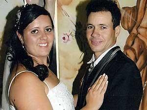 Shirley de Souza se casou após conselhos (Foto: Arquivo pessoal)