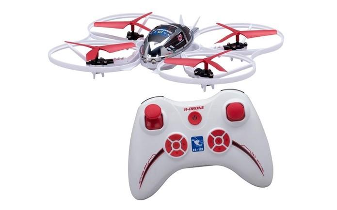Drones para criança custam cerca de R$ 200 (Foto: Divulgação/Candide)