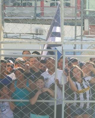Botafogo abre treino em Juazeiro e arrasta multidão (Foto: Divulgação)