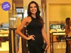 Mariana Rios exibe lábios carnudos, mas nega preenchimento