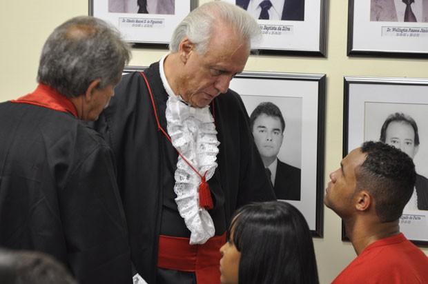 bruno julgamento primeiro dia 620 (Foto: Vagner Antonio / TJMG)