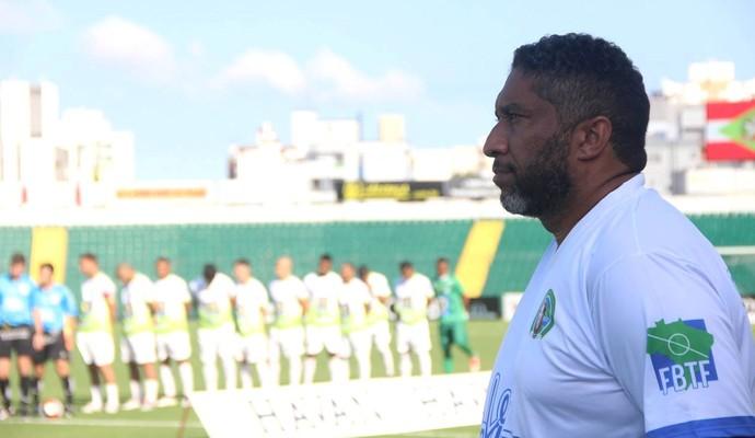 Renê Marques (Foto: Leandro Romano/Almirante Barroso)