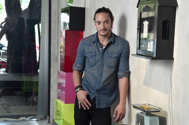 Allan Souza Lima (Foto: Roberto Teixeira/ EGO)