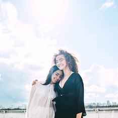 Anavitória e Maria do Sol (Foto: Divulgação)