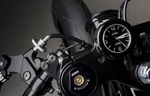 """Yamaha XV950 """"Son of Time"""" (Foto: divulgação)"""