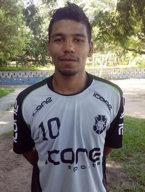 Rodolfo, atacante do Rio Branco-ES (Foto: Deysiane Gagno/Rio Branco A.C.)