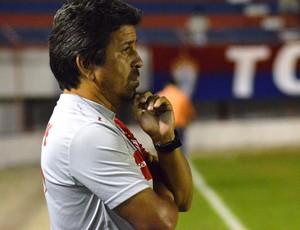 Guidon diz que faltou planejamento (Foto: Felipe Martins/GLOBOESPORTE.COM)