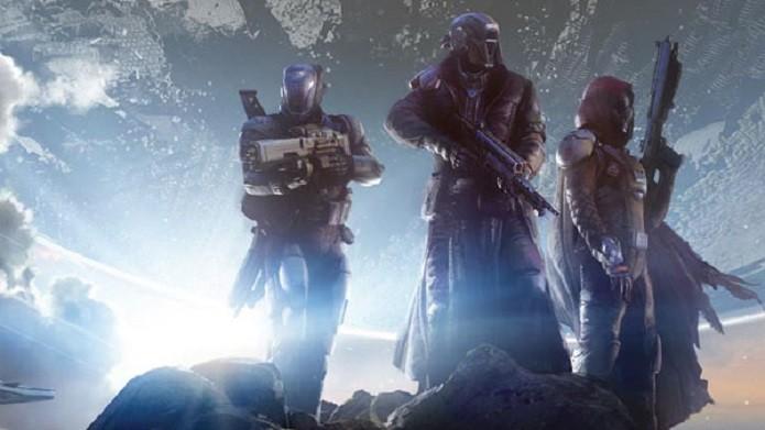 Destiny permitirá fazer upgrade gratuito da versão digital entre gerações de consoles.(Foto: Divulgação)