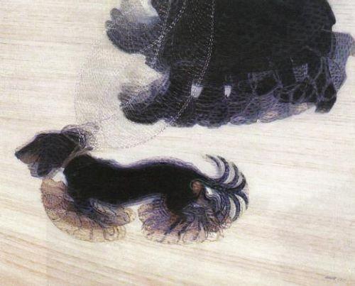 Resultado de imagem para Dinamismo de Um Cão na Coleira