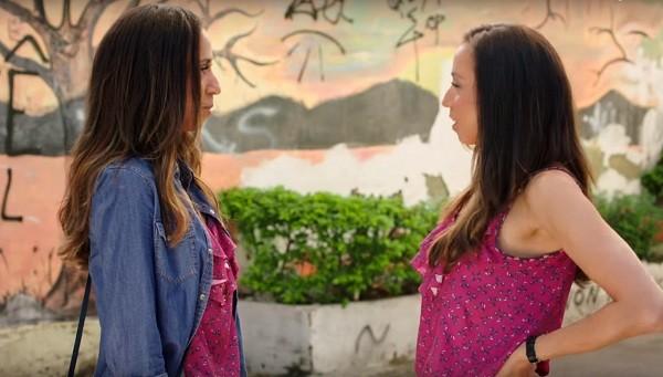 Personagem de Thalita Carauta ganha um clone na comédia que estreia em setembro (Foto: Reprodução)