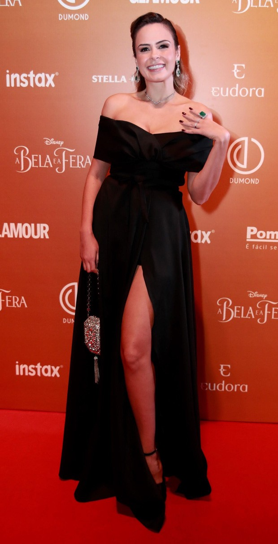 Ana Paula Renault (Foto: Raphael Castello/AgNews)