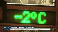 São Paulo tem a noite mais fria do ano