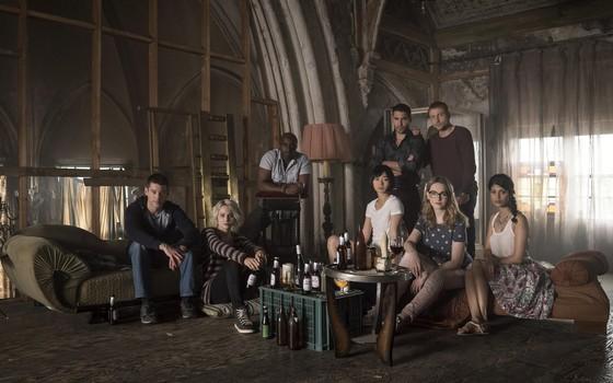 A série Sense8 é cancelada pelo Netflix. Perde-se a mensagem ousada sobre diversidade e minorias  (Foto: Divulgação)