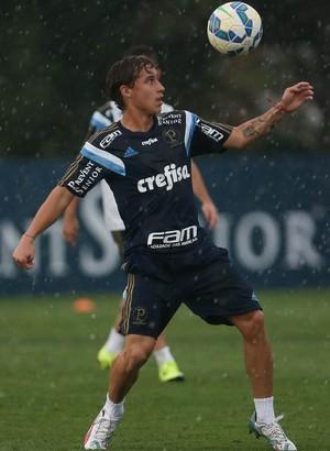 Francisco Arancibia (Foto: Cesar Greco/Ag Palmeiras/Divulgação)