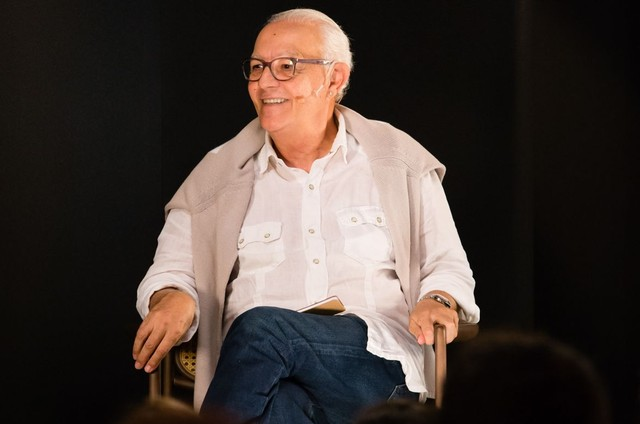 Ney Latorraca (Foto: Tata Barreto/ TV Globo)