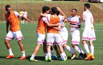 Base do Comercial vence Palmeirinha; sub-17 do Botafogo-SP se classifica