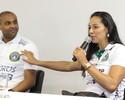Anderson Rodrigues é apresentado como novo técnico do Brasília