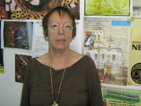 Monique Augras é pesquisadora de cultura brasileira (Foto: Divulgação)