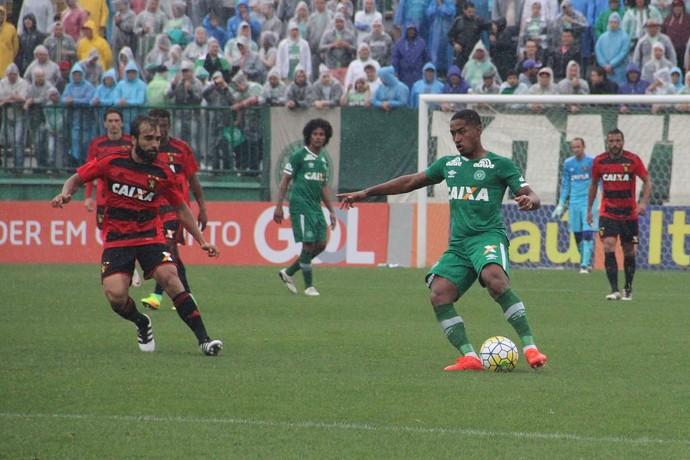 Matheus Biteco Chapecoense (Foto: Giba Pace Thomaz/Chapecoense)