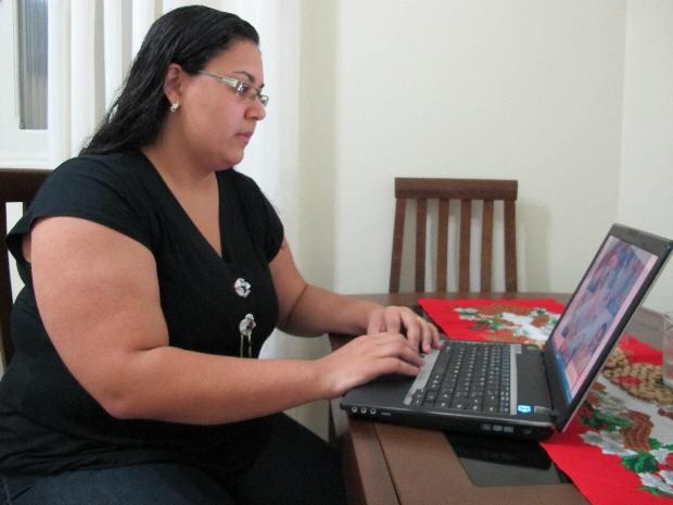 Analista de RH revela sofrer bullying na empresa (Foto: Anna Gabriela Ribeiro/G1)