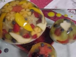 Gelatina de Frutas (Foto: Mais Você/TV Globo)