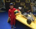Capacetes, carros e mais... exposição de acervo de Senna estreia no AM