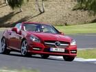 Mercedes-Benz convoca recall do SLK 300 no Brasil