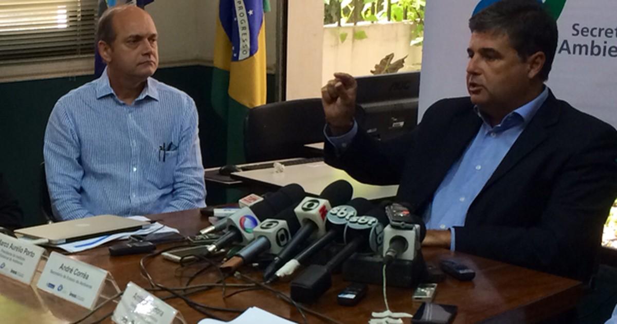 Secretário não descarta racionamento no RJ caso não chova - Globo.com