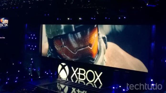 E3 Xbox (Foto: Isadora Díaz/TechTudo)
