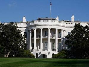 A Casa Branca (Foto: AP)