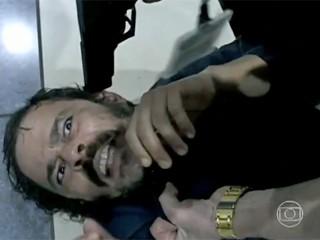 Marco Aurélio Baroni é um criminoso inteligente e sedutor vivido por Paulinho Vilhena (Foto: Globo)