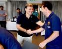 """Tata revela """"cabeça dura"""" de Messi em se pressionar por título com Argentina"""