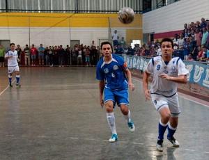 Taubaté Futsal durante competição estadual (Foto: Jonas Barbetta/ Top 10 Comunicação)