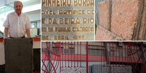 Inter faz 105 anos de casa nova, mas guarda relíquias por 'alma' (Editoria de Arte/Globoesporte.com)