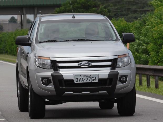 Ford Ranger Sport (Foto: Divulgação)